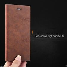 JOYROOM England Premium Leather Case cover with Stand Card Slot Iphone 6, 6 plus