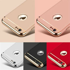 3-in-1 SHOCKPROOF Dual Layer Thin Back Cover Case For Apple iPHONE 5/5S/5G