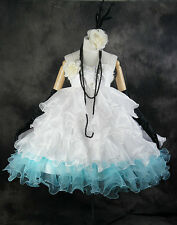 a-290 S/M/L/XL/XXL VOCALOID MIKU Cosplay Kostüm Set Cocktail Kleid costume dress