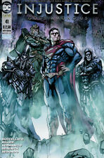 Injustice. Gods among us. Vol. 41 - Buccellato Brian, Miller Mike