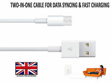 BlackBerry Phones - Micro USB Quick Fast Data Transfer & Charger USB Cable Lead