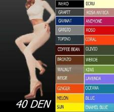 Collants Por Dame Collants Femmes Microfibre Microfibre Mat Opaque 40den