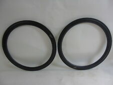 BORG50C carbon clincher rims no decals