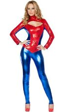 DISFRAZ SPIDER MAN CHICA TRAJE PARA MUJER ARAINEE CATSUIT SPIDER MUJER