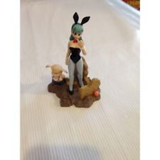 bulma gashapon figurine figure dragon ball z imagination figure 4 FULL SET