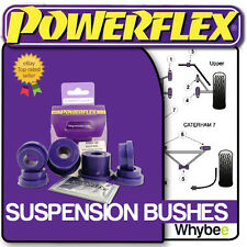 TVR Sagaris All POWERFLEX Suspension Performance Bush Bushes and Engine Mounts