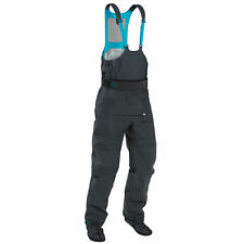 Palm Atom Bib Kayak Trousers 2017 - Jet Grey