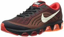 Men's NIKE AIR MAX TAILWIND 6 Trainers Black/Orange Color Sizes - BNWT !
