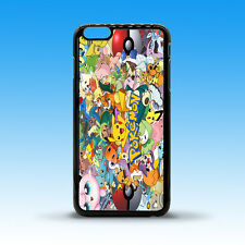 pokemon collage cool fun funky case/cover for iphone 4/4s 5/5s 5c 6/6plus