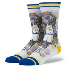 Stance Sock Calze Rock Nba Legends Blue M558C16ROC-BLU