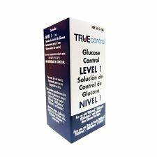 True Control Glucose Control Solution - Range - Level 1