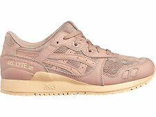 ASICS GEL LYTE 3 III Rose Peche Baskets Pink Sneakers H756L-7272