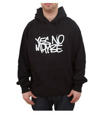 Yes No Maybe Scrawl Hooded Top
