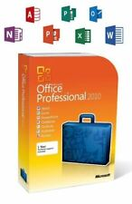 Microsoft Office 2010 Professional Plus ✔ 32 & 64 Bit  Key VOLLVERSION ✔