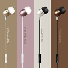 Amkette Trubeats X9 Metal In- Ear Earphones with Mic and Remote Control