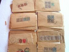 50 COVERS LOT -  BURMA - Postal History to india    --   Burma - with 3 -6 Stamp