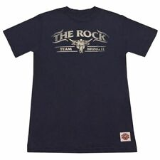"WWE Wrestling THE ROCK  "" Brahama Bull   "" Limited Edition Shirt  NEU"