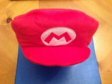 Club Nintendo Official Plush Mario Hat, In Mint Condition.