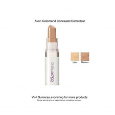 Avon ColorTrend Perfect & Hide Concealer Available in Light & Medium ~ FREE P&P
