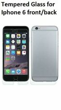 Tempered glass for iPhone 5, 5S/Transparent cover for iPhone 5s, 5