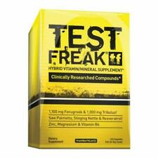 PharmaFreak - Test Freak-120 Kapseln /240 Kapseln, Testosteron Booster Tribulus