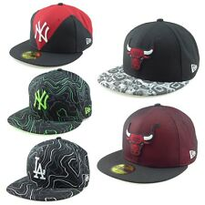 NEW ERA Sombrero 59FIFTY Cap NY Nuevo MLB Hat ORIGINALES Gorra BASEBALL Vario 9