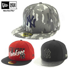 NEW ERA Sombrero 59FIFTY Cap NY Nuevo MLB Hat ORIGINALES Gorra BASEBALL Vario 8