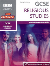 Religious Studies: Complete Revision Guide (Bitesize GCSE), Good Condition Book,