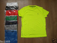POLO RALPH LAUREN Polo performance 67 Homme T-shirt fitness course WICKING NEUF