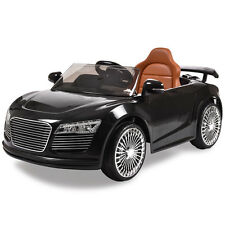 12V Ride on Car Kids RC Car Remote Control Electric Power Wheels W/MP3