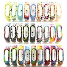 For Xiaomi Mi Band 2 Bracelet Strap Miband 2 Colorful Strap Wristband Replacemen