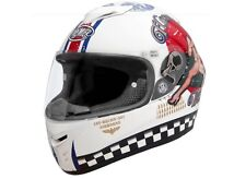 Casco Integrale Premier Helmets DRAGON EVO PIN UP 8 (XS-S-M-L-XXL)