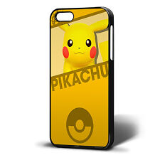 pikachu pokemon cool funky case/cover for iphone 4/4s 5/5s 5c 6/6plus 7