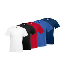 Fruit of the loom Herren *V-Ausschnitt* Valueweight Value T-Shirt S-M-L-XL-XXL