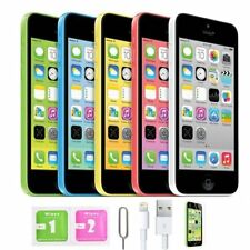Apple iPhone 5c 8GB 16GB 32GB Smartphone Handy Ohne Simlook Top Zustand Garantie