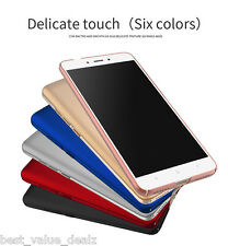 4 Cut iPaky Hard Matte Back Case Cover for Xiaomi Redmi Note 4 Indian Version