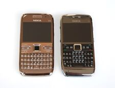 High Quality Full Body Housing Faceplate for Nokia E72 With Keypad WHITE COLOUR