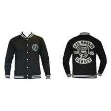 Gas Monkey Garage - Logo Patch Black (Giacca College Unisex Tg. 2XL)