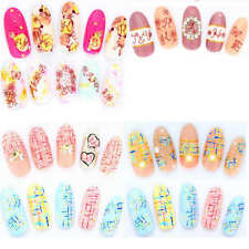 Nail Art Nageldesign Water Transfer Nagel Sticker Bikini Aufkleber