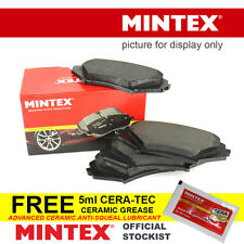 FRONT MINTEX BRAKE PADS SET FOR MERCEDES COUPE KOMBI BREAK SALOON S-CLASS SL NEW