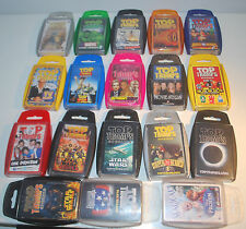 Individual Top Trumps Card Games: Star Wars, Marvel, Minions, Frozen, Specials