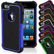 For iPhone  4s 5c 5s SE 6s Shockproof Hard Back Case Cover Plus Screen Protector