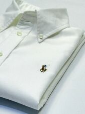 Ralph Lauren Custom Fit White ladies Oxford Shirt