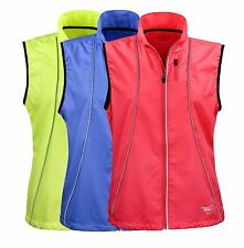 Time to Run Women's Zephry Windproof Running Cycling Hiking Walking Gilet Vest