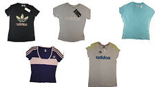 Adidas originals women's tops size 8, 10 , 14 BNWT free UK postage