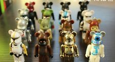 Star Wars Keyring Keychain - RARE Collection - Sets of 4 Be@rbricks