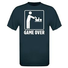 Game Over Parents T-Shirt