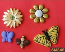 soap candy Assorted CK plastic chocolate plaster or concrete molds