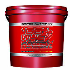 (15,38€/kg) Scitec 100% Whey Protein Professional - 5000g - Scitec Nutrition