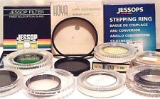 RETRO CAMERA LENS FILTERS, RINGS 1960/2000 ~ click - Select - to browse or order